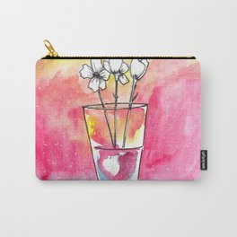 Glass vase Carry-All Pouch