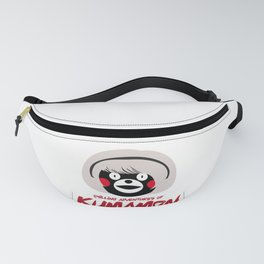 Chilling Adventures of Kumamon Fanny Pack