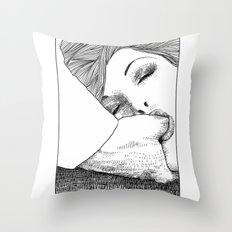 asc 28 - L'invitation Throw Pillow