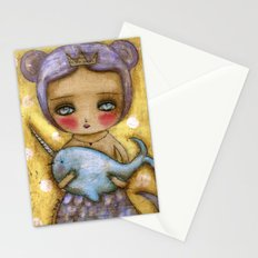 Narwhal Love Stationery Cards
