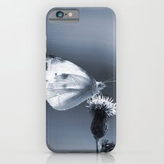 BLUE BUTTERFLY Slim Case iPhone 6s