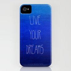 Dream iPhone (4, 4s) Slim Case