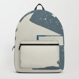 Stay in half Backpack