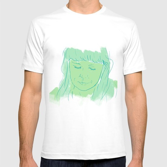 Alessi's Ark, another portrait I made, for purchasing here T-shirt