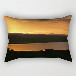 Sunrise - Ben Lowmond - Tasmania Rectangular Pillow