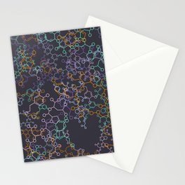 biological basis of love. Stationery Cards