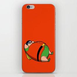 Tuby : Classic Robin iPhone Skin