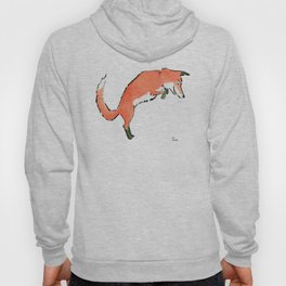 Leaping Fox Hoody