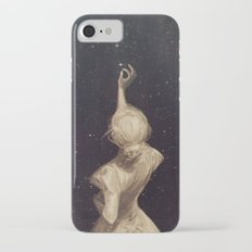 The Old Astronomer  iPhone 7 Slim Case