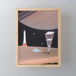Colony Framed Mini Art Print