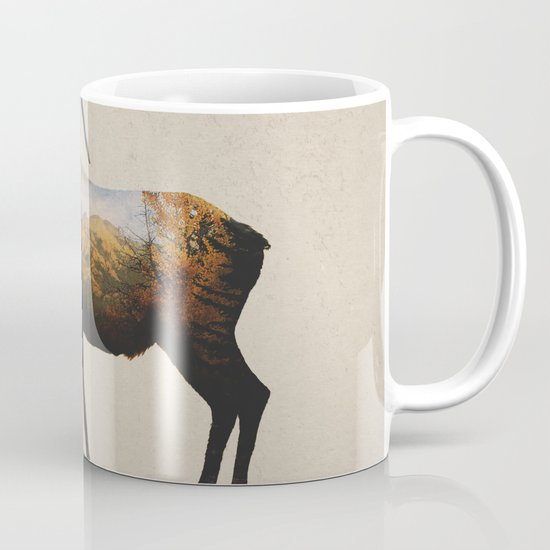 The Rocky Mountain Elk Mug