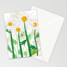 Danish Daises Stationery Cards