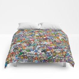 pokeman Comforters