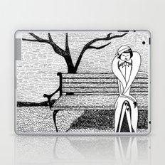 Patiently waiting for Spring Laptop & iPad Skin
