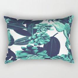 Cactus Design Rectangular Pillow