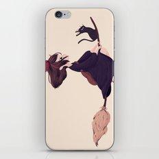 Kiki iPhone & iPod Skin