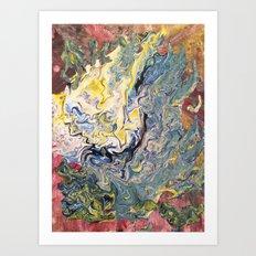 movement 2 Art Print