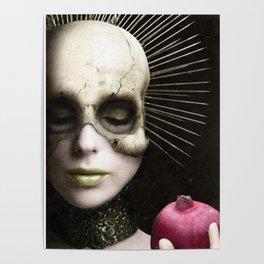 Queen Persephone Poster
