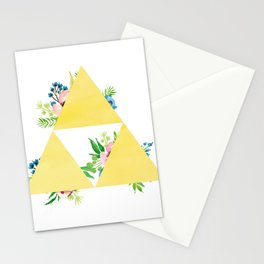 Tri a Little Tenderness Stationery Cards