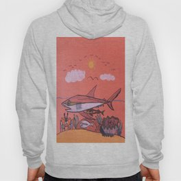 Galopagos Shark & Friends Hoody