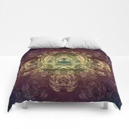 Psychedelic Art 2 Comforters