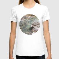 allyson johnson T-shirts featuring Johnson Canyon rocks by RMK Creative
