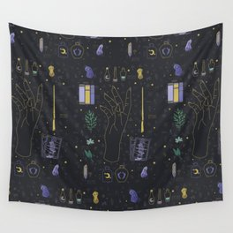 Divination Witch Starter Kit III Wall Tapestry