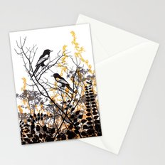 Magpies Stationery Cards