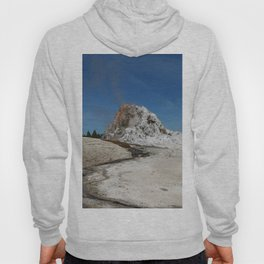 White Dome Hoody