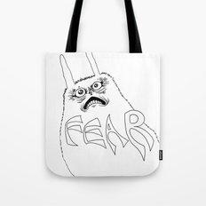 FEAR Tote Bag