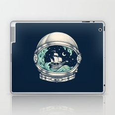 Spaceship Laptop & iPad Skin