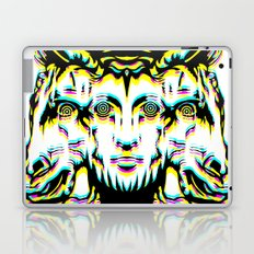 GOD II Psicho Laptop & iPad Skin