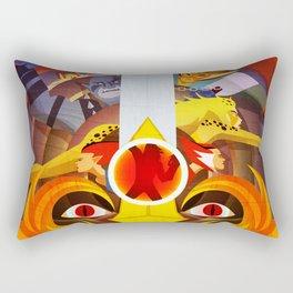 HO Rectangular Pillow