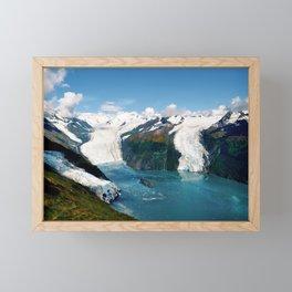 Prince William Sound Framed Mini Art Print
