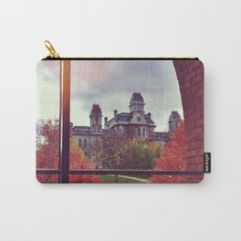 Autumn in Cuse.  Carry-All Pouch