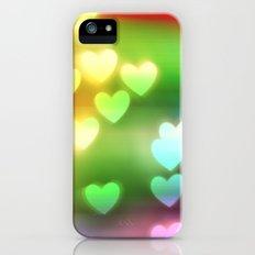 Love in Motion Slim Case iPhone (5, 5s)