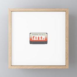 Awesome Framed Mini Art Print