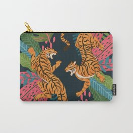 Jungle Cats - Roaring Tigers Carry-All Pouch