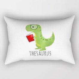 Thesaurus Rectangular Pillow