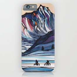 Placer Valley Fat Love iPhone Case