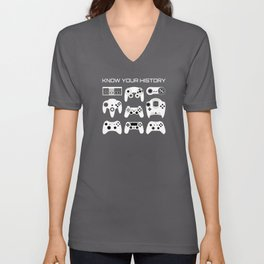 Know your history Unisex V-Neck