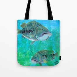Bass Pairs Tote Bag