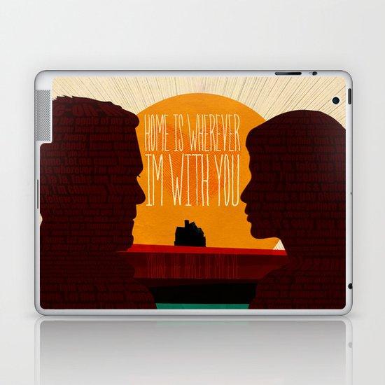 Oh, Home! Laptop & iPad Skin
