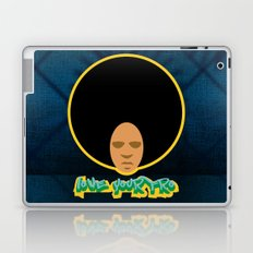 Love the 'Fro Laptop & iPad Skin