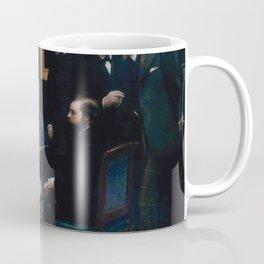 Henri Fantin-Latour - Un atelier aux Batignolles Coffee Mug