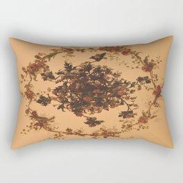 Ceci n'est pas un bouquet Rectangular Pillow