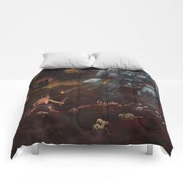Goliath Comforters