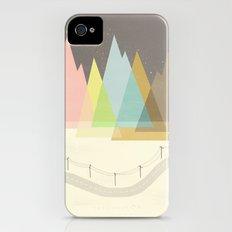 Highway Under Stars Slim Case iPhone (4, 4s)