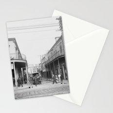 Madison Street, New Orleans, Louisiana 1906 Stationery Cards