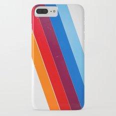 lines on lines iPhone 7 Plus Slim Case